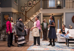 BWW Review: FAMILIAR at Steppenwolf Theatre Company