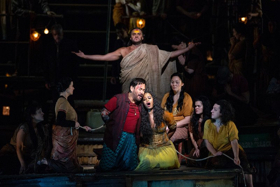 BWW Review: Nothing Fishy about Replacement Baritone Elliott in PECHEURS at the Met