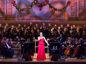 Carnegie Hall Celebrates The Holiday Season With Festive Concerts This December