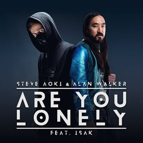 Steve Aoki and Alan Walker Drop Reimagined Collab ARE YOU LONELY