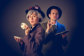 Melbourne's Best Improvisers Bring Agatha Christie to the Fringe