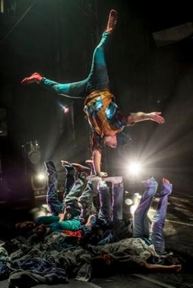 BWW Review: Cirkus Cirkör's LIMITS at the Kennedy Center