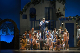 BWW Review: Pioneer Theatre Company's MAMMA MIA! Feels Effortless