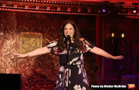 Melissa Errico Sings Sondheim, The Nightmare Before Christmas In Concert, And More Come to Feinstein's/54 Below