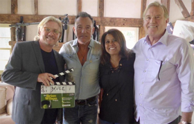 Producers Tim Headington and Theresa Steele Page Launch Production and Financing Company Ley Line Entertainment