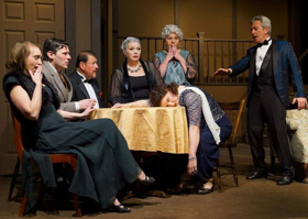 THE GAME'S FOOT Comes to the Granite Theatre