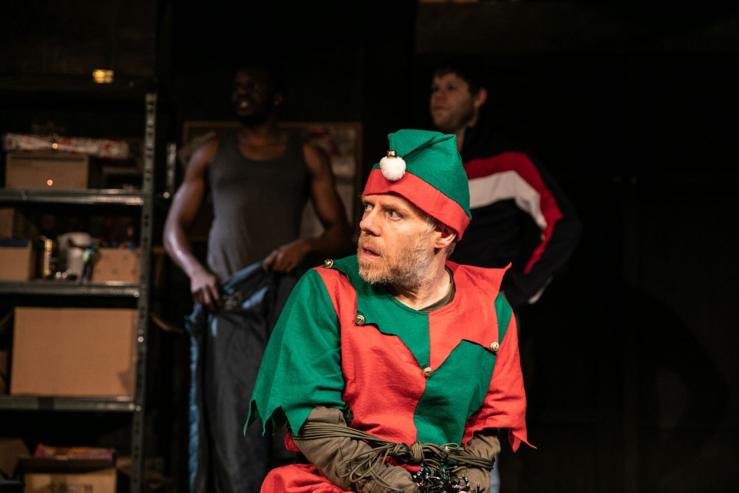 BWW Review: THE NIGHT BEFORE CHRISTMAS, Southwark Playhouse