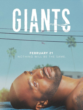 Jussie Smollett-Executive Produced Series GIANTS Returns For Second Season