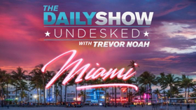 THE DAILY SHOW WITH TREVOR NOAH Heads to Florida to Cover Midterm Elections