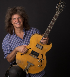 Pat Metheny Elected into Royal Swedish Academy of Music