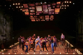BWW Review: ONCE is a Visually Beautiful and Lyrical Love Story