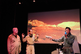 Review: World Premiere MARTIANS: AN EVENING WITH RAY BRADBURY Takes Audiences on an Imaginative Journey to Life on Mars