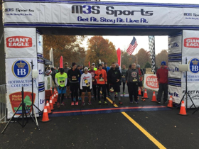BWW Review: 2017 Flying Feather Four Miler - Bonding Family, Fitness and Fun on Thanksgiving