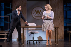 BWW Review: HOW TO SUCCEED IN BUSINESS WITHOUT REALLY TRYING Goes Center Stage at Kennedy Center