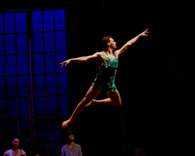 BWW Review: Syracuse City Ballet Performs a Phenomenal Production of PETER PAN at the Crouse Hinds Theater