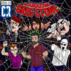 Comedy Records to Release THE AMAZING GREG STONE