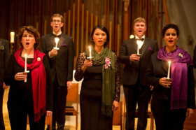 Pacific Chorale presents Carols By Candlelight Concert, Today