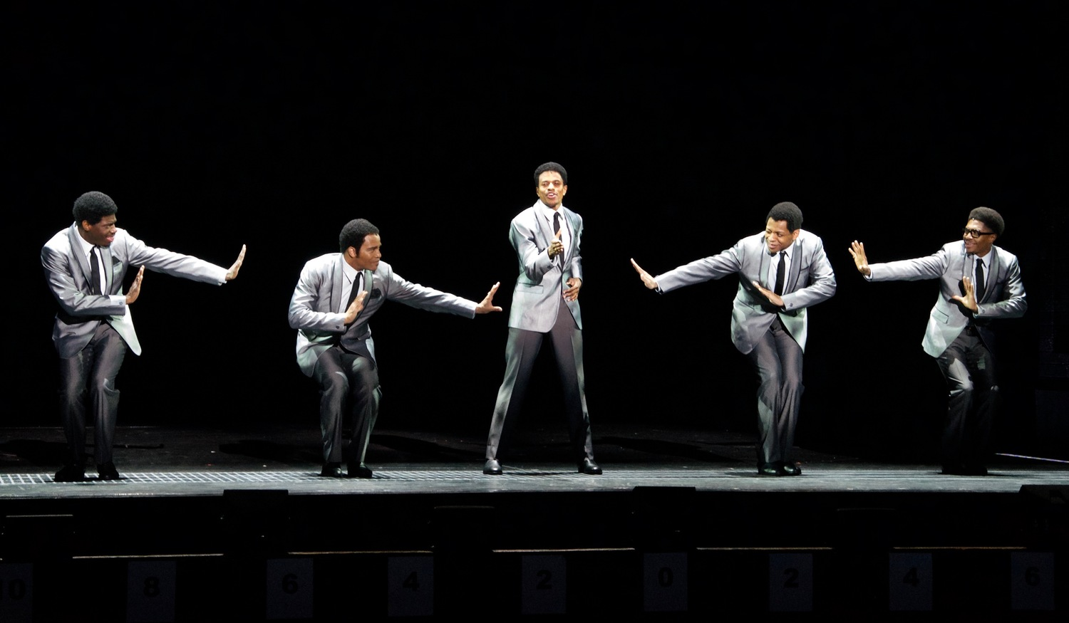 BWW Review: Temptations Musical AIN'T TOO PROUD Pleases Crowds at Kennedy Center