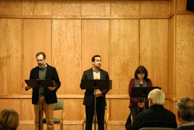 Capacity Crowd Attends Peninsula Players' Reading of GO SAVE YOUR LIFE