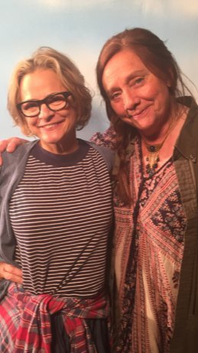 OITNB's Dale Soules Guest Stars on truTVs AT HOME WITH AMY SEDARIS, 12/12