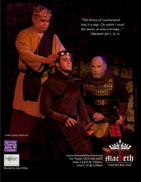 BWW Review: Shakespeare on the Kennebec Presents Ambitious, Uncut Production of 'The Scottish Play'