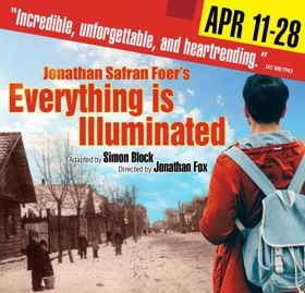 Ensemble Theatre Co Premieres EVERYTHING IS ILLUMINATED