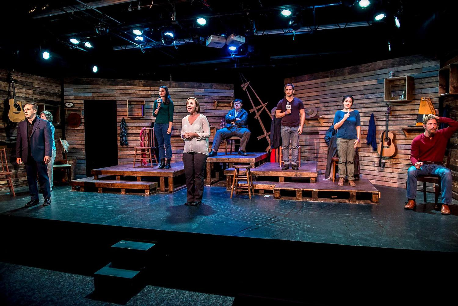 BWW Review: THE LARAMIE PROJECT at Richmond Triangle Players