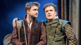 Peterborough Players Screen ROSENCRANTZ AND GUILDENSTERN ARE DEAD Starring Daniel Radcliffe
