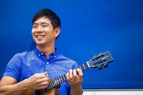 A Maestro On Four Strings! The McCallum Theatre Presents 'The Paganini Of The Ukelele' Jake Shimabukuro