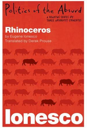Colby Minife, Daniel K. Isaac, Brian D. Coats, Blake DeLong, Larry Owens, and More Join Reading of RHINOCEROS, First Play In POLITICS OF THE ABSURD Series