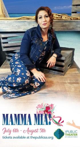 BWW Review: MAMMA MIA! at The Public Theater of San Antonio