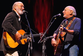 Peter Yarrow & Noel Paul Stookey Of Peter, Paul And Mary Come to the Harris Center