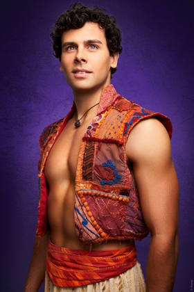 Ainsley Melham Michael James Scott And Mike Longo Join Cast Of Aladdin