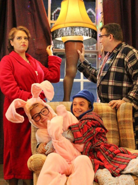 The Players Club of Swarthmore Presents A CHRISTMAS STORY