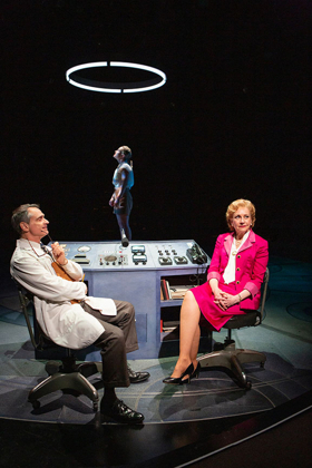BWW Review: THEY PROMISED HER THE MOON at The Old Globe