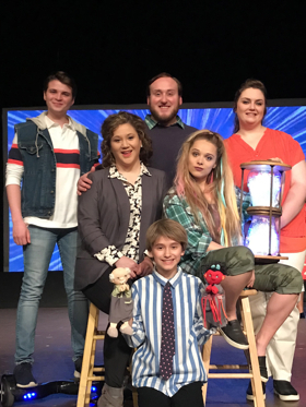 FREAKY FRIDAY Takes The Stage At The Round Barn Theatre