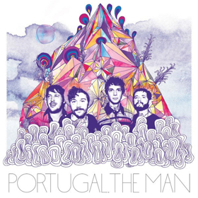 Double Platinum Recording Artists PORTUGAL. THE MAN Honored by National Telecommuting Institute