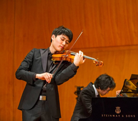 Violinist In Mo Yang Joins Boston Philharmonic Youth Orchestra In Program Feat. Wagner, Prokofiev, Tchaikovsky, And Mahler