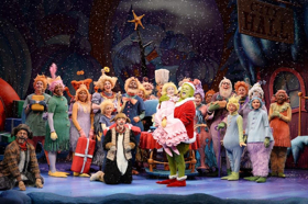 BWW Review: Marvelous Memories Arrive with CTC's HOW THE GRINCH STOLE CHRISTMAS