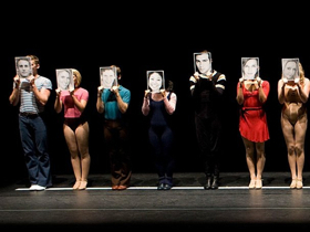The Singularly Sensational A CHORUS LINE Kicks Off Her National Tour At The McCallum Theatre