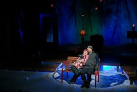 BWW Review: ALMOST, MAINE Exudes Sweetness at the Redhouse
