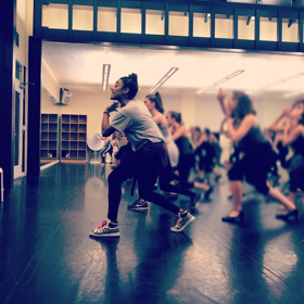 A Look Inside a Broadway Dance Workshop with Ariana deBose