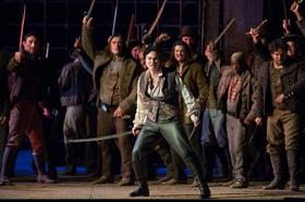 Jennifer Rowley, Yonghoon Lee and Anita Rachvelishvili star in Verdi's IL TROVATORE