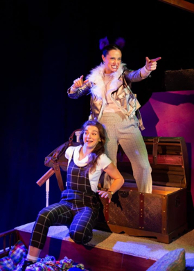 BWW Review:  Flying V's SHEILA AND MOBY Refuses to Grow Up--And it's Good News!