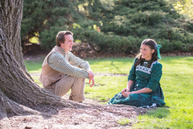 BWW Review: TUCK EVERLASTING at Hale Center Theater Orem is Charmed