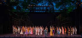 JEROME ROBBINS' BROADWAY Completes TUTS 50th Anniversary Season