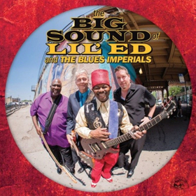 LIL' ED & THE BLUES IMPERIALS Bring Big Sound to New York!
