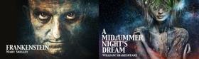 Aquila Theatre to Present A MIDSUMMER NIGHT'S DREAM & FRANKENSTEIN in Rep