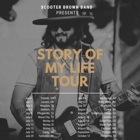 Scooter Brown Band Announces 'Story of My Life Tour'