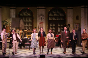 BWW Review: Broadway Rose's A 1940S RADIO CHRISTMAS CAROL Is a Holiday Musical Journey to a Simpler Time